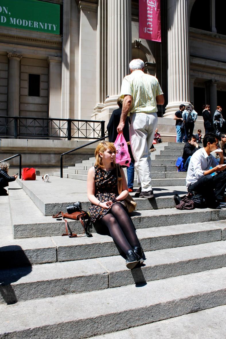 Ria Joynes, The Met