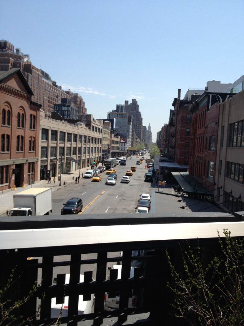High Line, New York